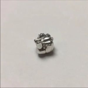 🎈Authentic Pandora Monkey and Baby Charm